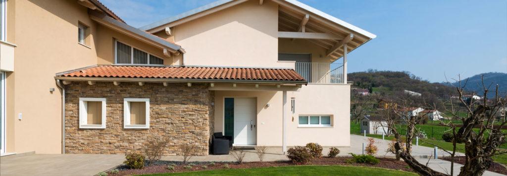 Villetta tradizionale cerca con google case tradizionali t for Costruire casa tradizionale